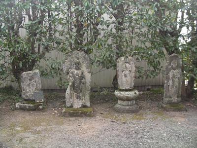 瑞雲寺の石仏