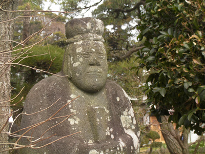 瑞雲寺の閻魔大王坐像